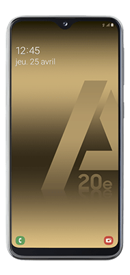 Téléphone Samsung Samsung Galaxy A20e Noir