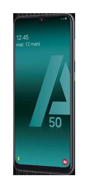 Téléphone Samsung Galaxy A50 Noir DS