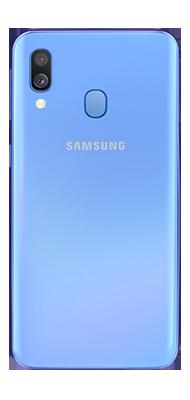 Téléphone Samsung Galaxy A40 Bleu DS