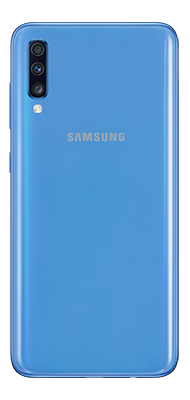 Téléphone Samsung Galaxy A70 Bleu DS