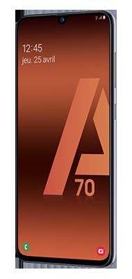 Téléphone Samsung Galaxy A70 Blanc DS