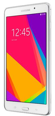 Téléphone Samsung Galaxy Tab 4 7p 4G Blanc