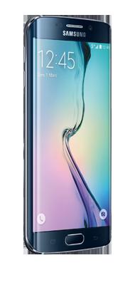 Téléphone Samsung Galaxy S6 Edge noir 64Go