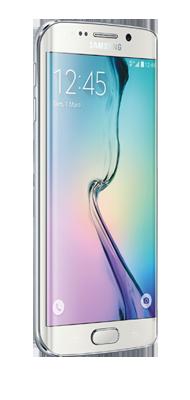 Téléphone Samsung Galaxy S6 Edge blanc 32Go