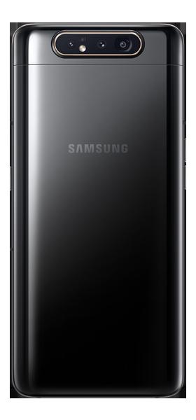 Téléphone Samsung Galaxy A80 Noir DS
