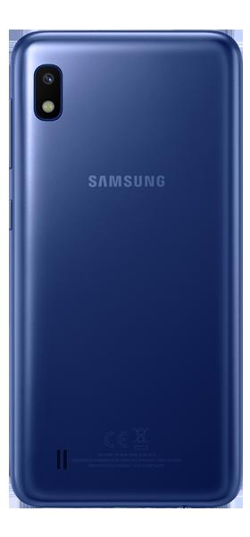 Téléphone Samsung Samsung A10 Bleu DS