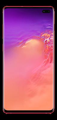 Téléphone Samsung Samsung Galaxy S10 Plus Rouge DS