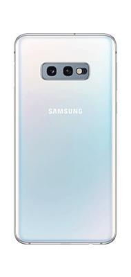 Téléphone Samsung Samsung Galaxy S10e Blanc DS Très bon état