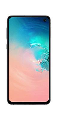 Téléphone Samsung Samsung Galaxy S10e Blanc DS Comme neuf