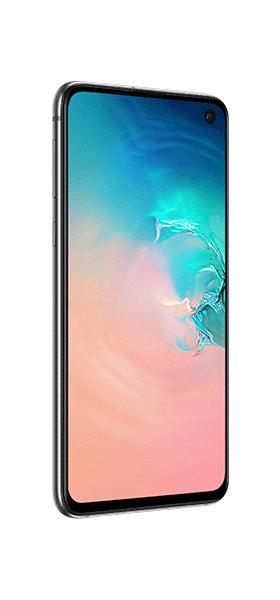 Téléphone Samsung Galaxy S10e Blanc DS Comme neuf