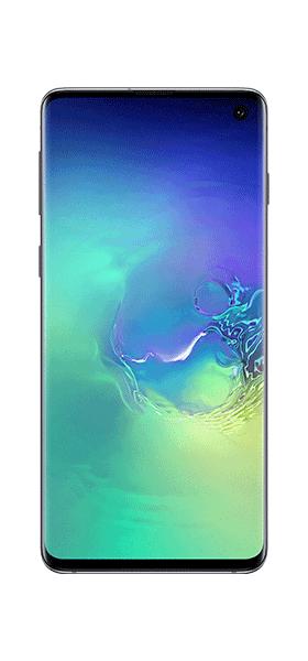 Téléphone Samsung Samsung Galaxy S10 Vert DS Comme neuf