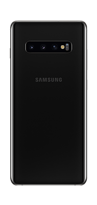 Téléphone Samsung Galaxy S10 Plus Noir DS Comme neuf