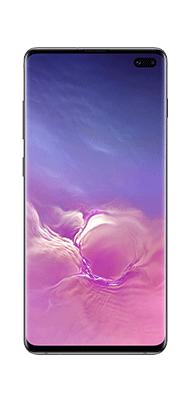 Téléphone Samsung Samsung Galaxy S10 Plus Noir DS Bon état