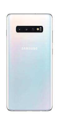 Téléphone Samsung Galaxy S10 Plus Blanc DS Comme neuf