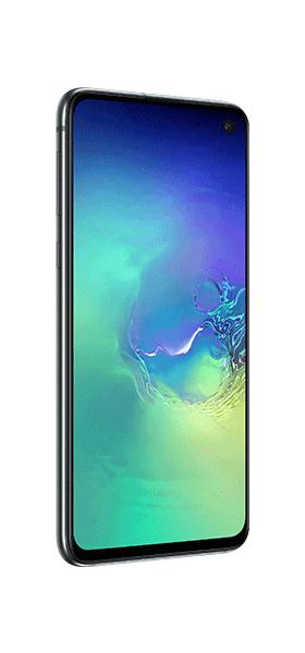 Téléphone Samsung Galaxy S10e Vert DS Comme neuf