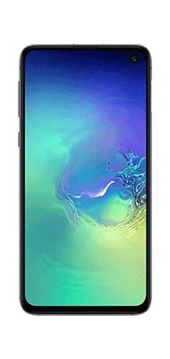 Téléphone Samsung Samsung Galaxy S10e Vert DS Très bon état