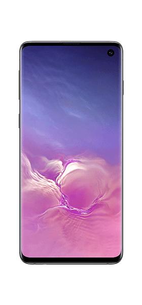Téléphone Samsung Galaxy S10 Noir DS Comme neuf
