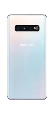Téléphone Samsung Galaxy S10 Blanc DS Très bon état