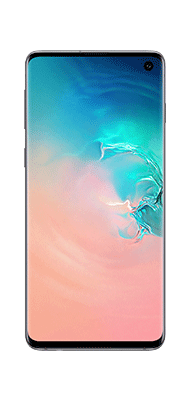 Téléphone Samsung Samsung Galaxy S10 Blanc DS Comme neuf