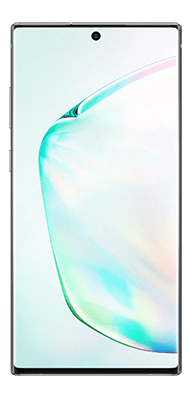 Téléphone Samsung Galaxy Note 10+ Argent