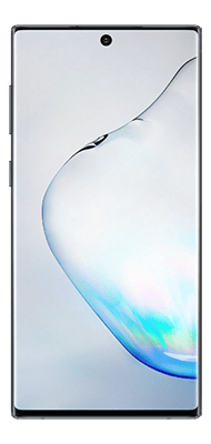 Téléphone Samsung Samsung Note 10 Noir