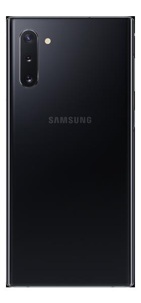 Téléphone Samsung Galaxy Note 10 Noir