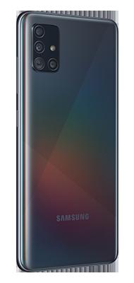 Téléphone Samsung Samsung Galaxy A51 Noir Prismatique