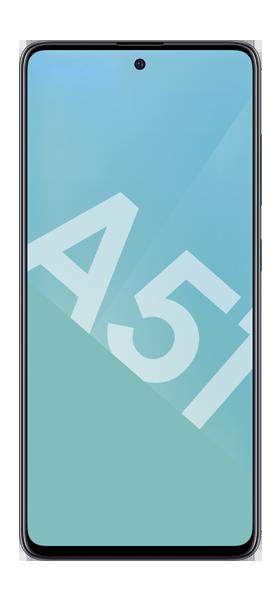 Téléphone Samsung Galaxy A51 Noir Prismatique