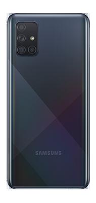Téléphone Samsung Samsung Galaxy A71 Noir Prismatique