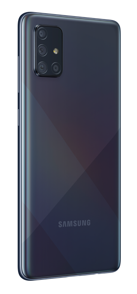 Téléphone Samsung Galaxy A71 Noir Prismatique