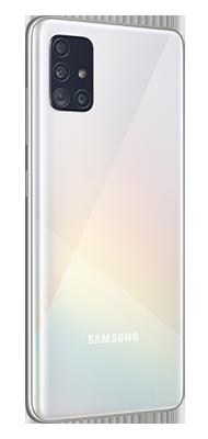 Téléphone Samsung Galaxy A51 Blanc Prismatique