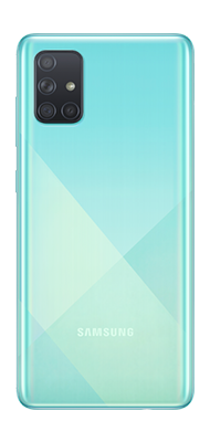 Téléphone Samsung Samsung Galaxy A71 Bleu Prismatique