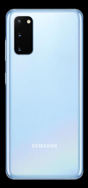 Téléphone Samsung Galaxy S20 Bleu