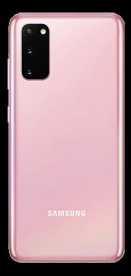 Téléphone Samsung Samsung Galaxy S20 Rose