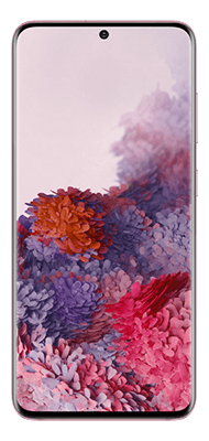 Téléphone Samsung Galaxy S20 5G Rose