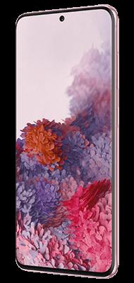 Téléphone Samsung Samsung Galaxy S20 5G Rose