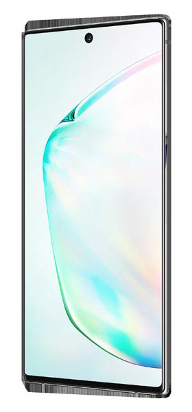 Téléphone Samsung Galaxy Note 10 Argent Comme Neuf