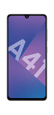 Téléphone Samsung Samsung Galaxy A41 Blanc Comme Neuf