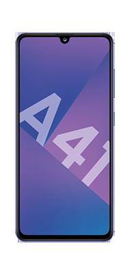 Téléphone Samsung Samsung Galaxy A41 Bleu Comme Neuf