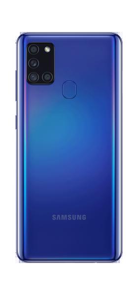 Téléphone Samsung Samsung Galaxy A21s Bleu Comme Neuf
