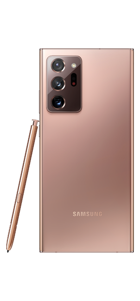 Téléphone Samsung Samsung Galaxy Note 20 Ultra Bronze 5G