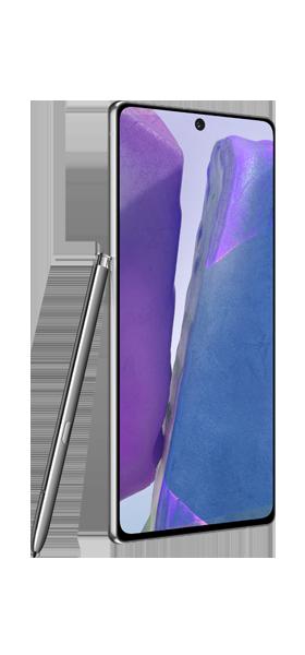 Téléphone Samsung Samsung Galaxy Note 20 Gris 5G