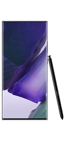 Téléphone Samsung Samsung Galaxy Note 20 Ultra Noir 5G
