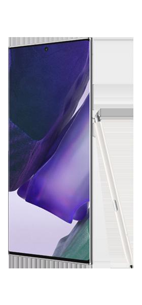 Téléphone Samsung Samsung Galaxy Note 20 Ultra Blanc 5G