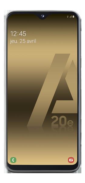 Téléphone Samsung Samsung Galaxy A20e Offert, Sim Triple Découpe