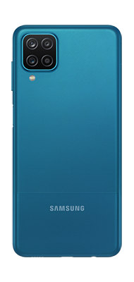 Téléphone Samsung Samsung Galaxy A12 Bleu