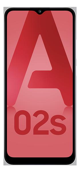 Téléphone Samsung Samsung Galaxy A02s Blanc