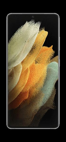 Téléphone Samsung Samsung Galaxy S21 Ultra 128Go Argent SC