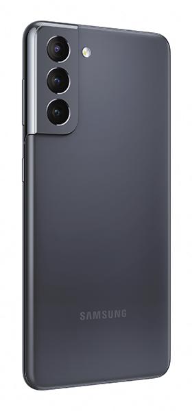 Téléphone Samsung Samsung Galaxy S21 128Go Gris