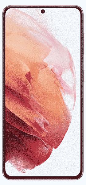 Téléphone Samsung Samsung Galaxy S21 128Go Rose